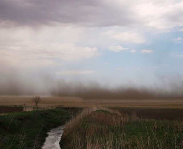 dust storm in nebraska